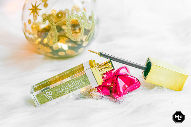 Etos Limited Edition Christmas Eyeliner Goud - applicator