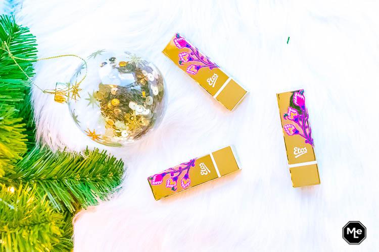Etos Limited Edition Christmas  Lipsticks - verpakkingen