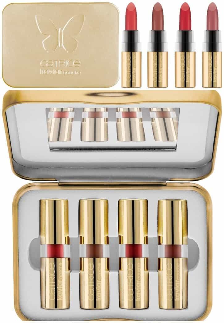 Catrice Kaviar Gauche - Lipstickset