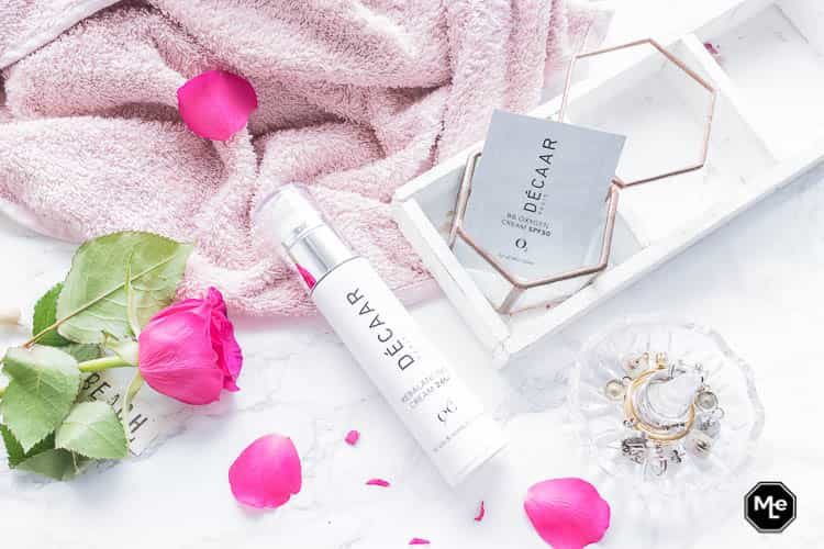 huidverzorging tijdens de zwangerschap - Decaar Rebalancing cream