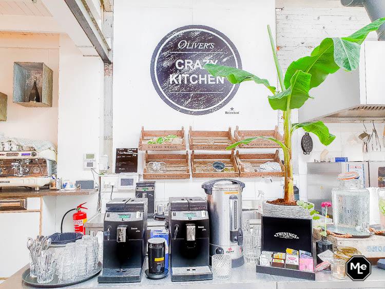 Crazy kitchen amsterdam