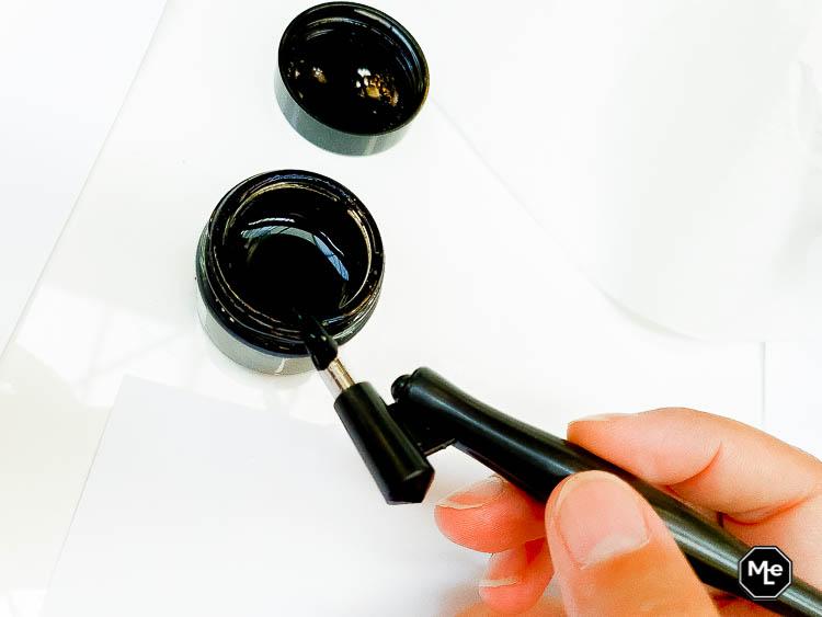kalligrafie workshop inkt en nub