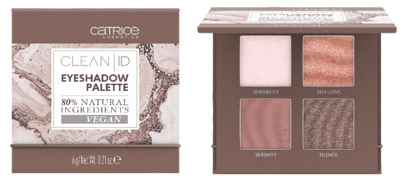 Catrice Clean ID Eyeshadow Palet