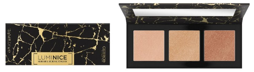 LUMINICE GLOW PALETTE - 020 gold