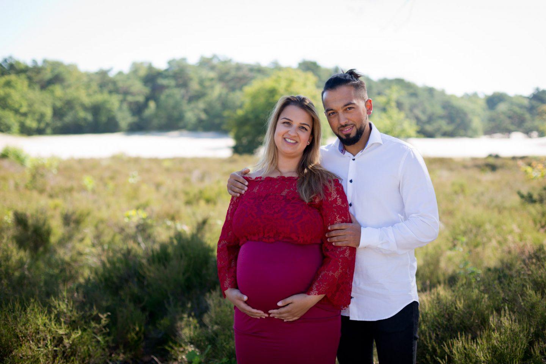 Mijn zwangerschapsshoot - abdullah en mariëlle close-up