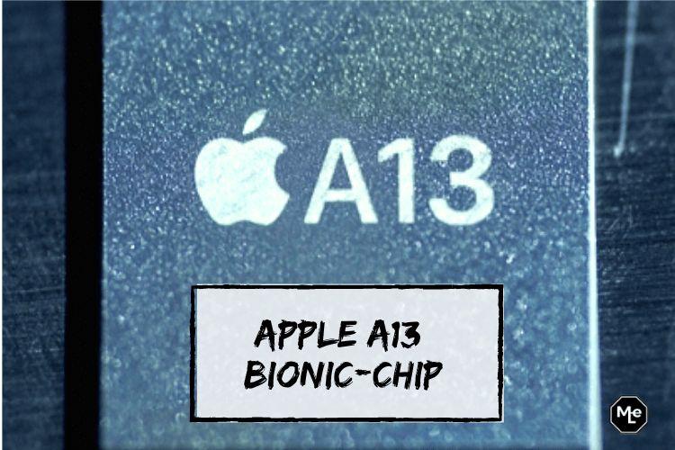 Apple A13 Bionic-chip