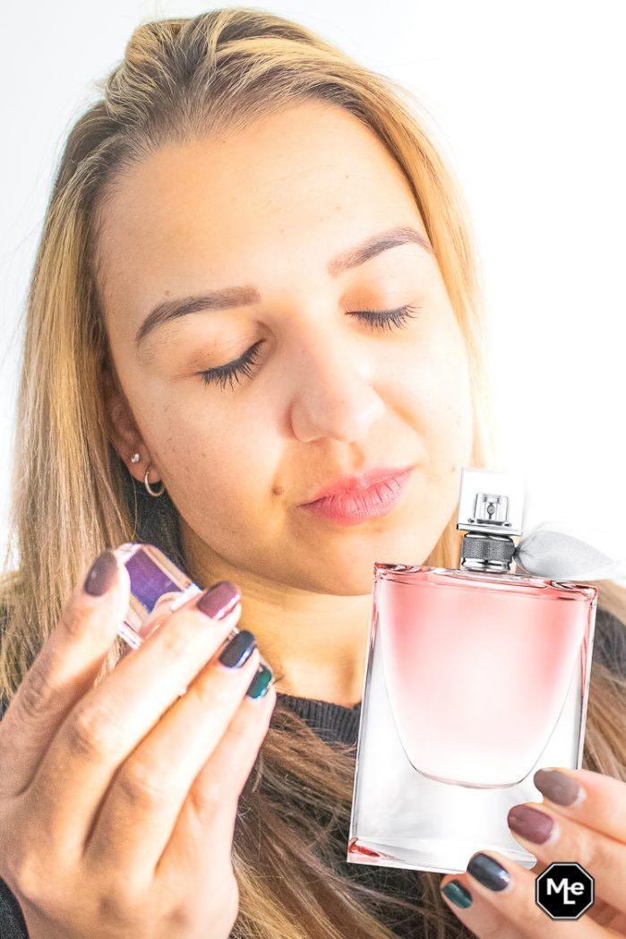 marielle met de la vie est belle en rose eau de parfum