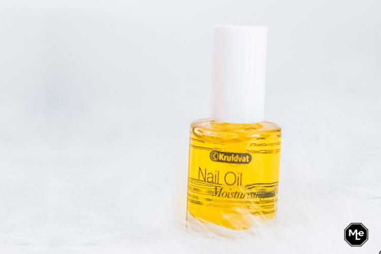 Kruidvat nagelriemolie review verpakking