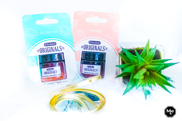Kruidvat originals lip scrub amandelolie review