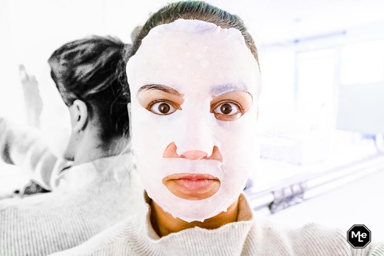 Garnier Skinactive Hydra Bomb Masker