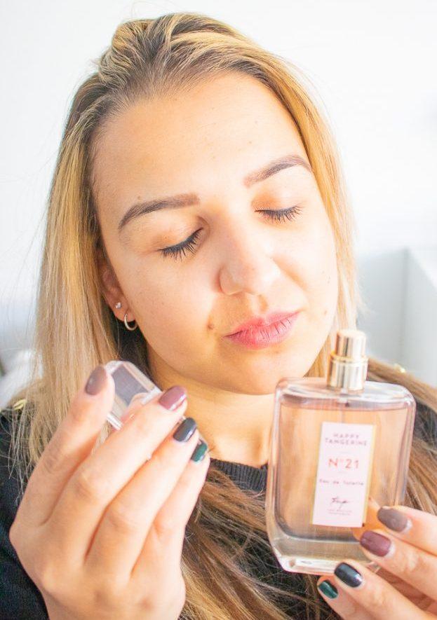 ik ruik aan de The Master Perfumer N°21 Happy Tangerine