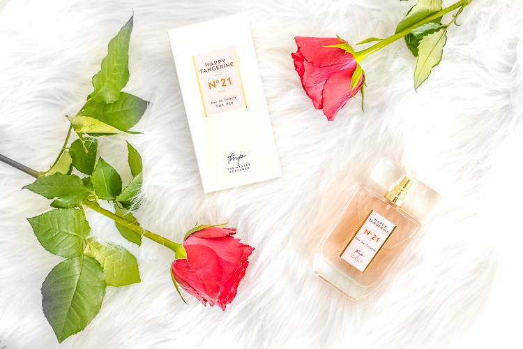 The Master Perfumer N°21 Happy Tangerine – Eau de Toilette