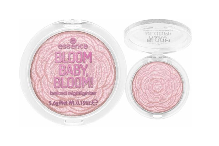 Essence Bloom Baby Bloom baked highlighter
