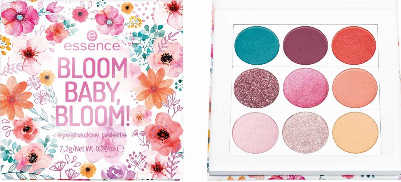 Essence Bloom Baby Bloom eyeshadowpallet
