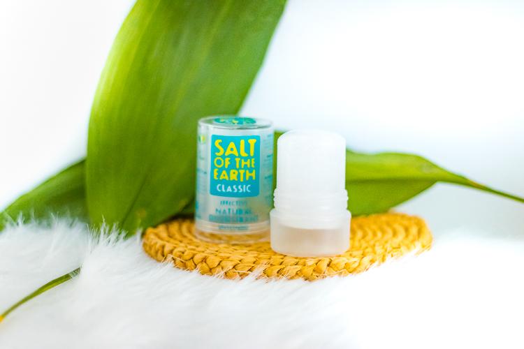 Salt of the Earth Classic Natural Deodorant stick