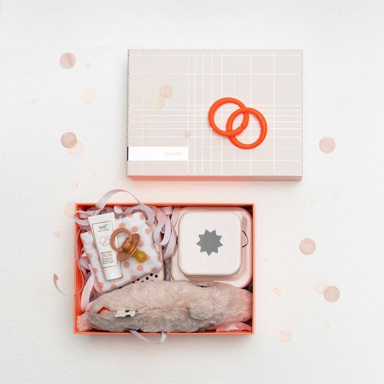 Babypark Giftbox Silver / Neo