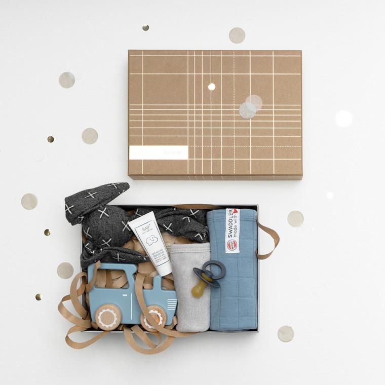 Babypark Giftbox Gold / Ocean