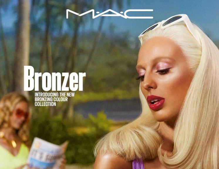 MAC Bronzer collection
