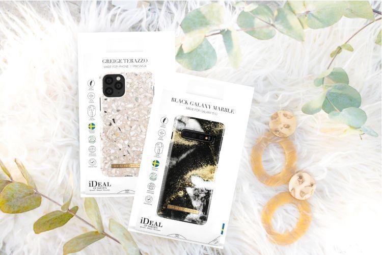 verpakking goedkope telefoonhoesjes van iDeal of Sweden