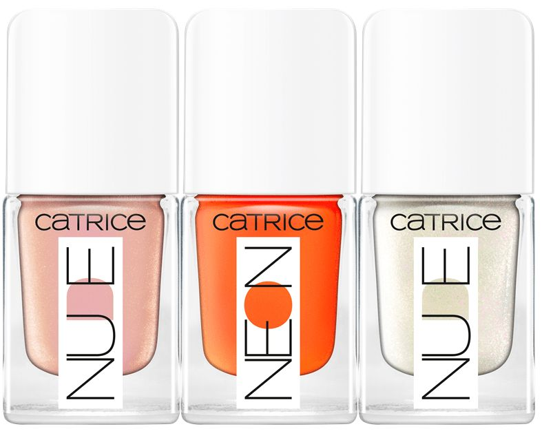 Catrice Limited edition Neon Nude Preview