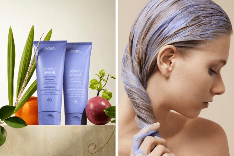 Aveda Blonde Revival Shampoo en conditioner