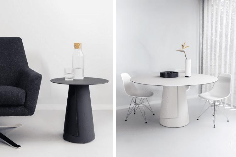 Designtafels van Ignore