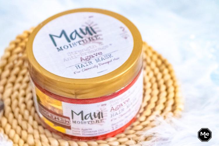 Maui Moisture Agave Hair Mask