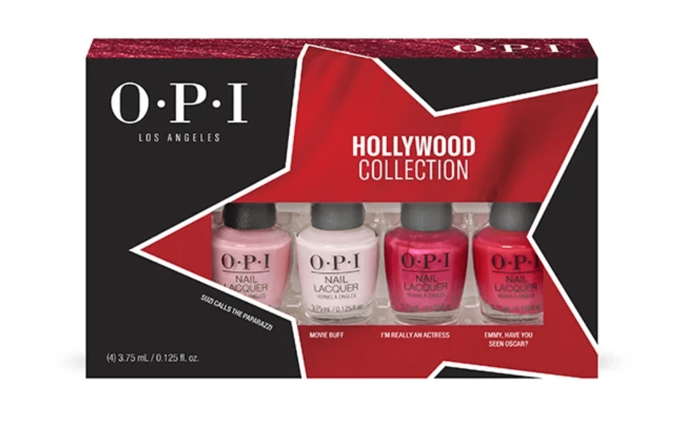 OPI Hollywood mini collectie
