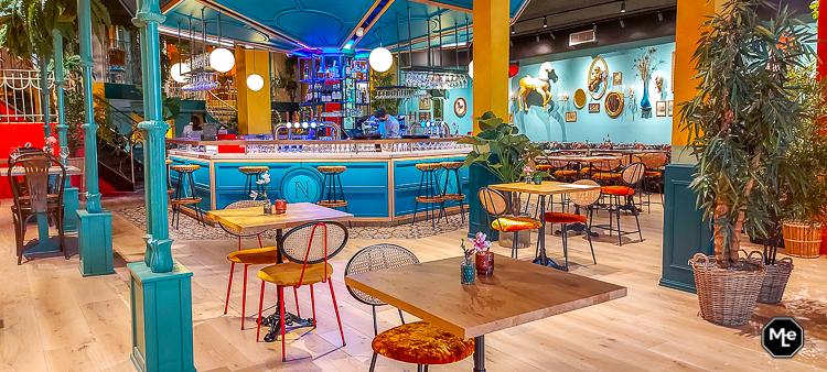 Hotspot   Restaurant & Bar NOLA Utrecht