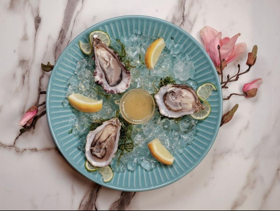 Diner - oesters Nola