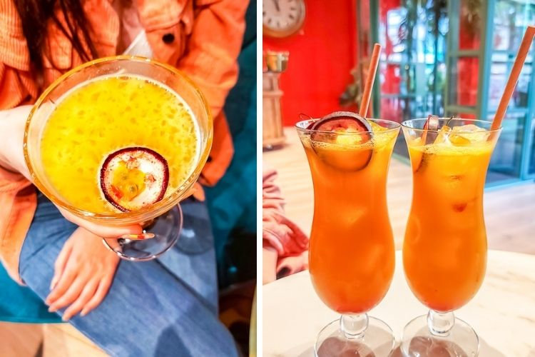 Cocktails en mocktails Nola utrecht