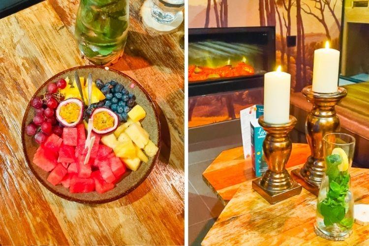 Fruit en drinken @reset.spa