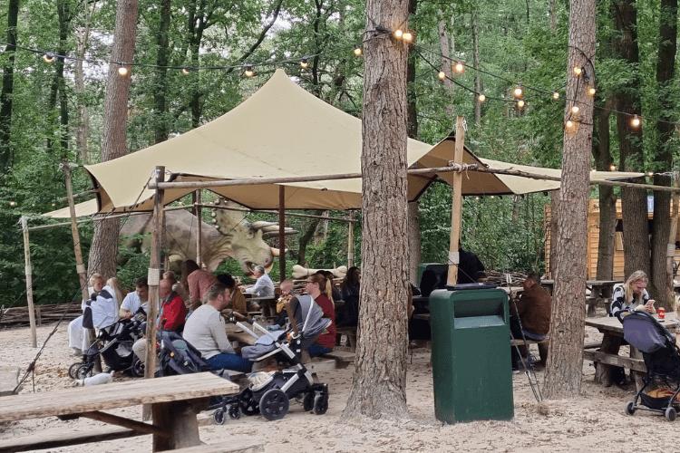 Dierentuin Amersfoort eten en drinken